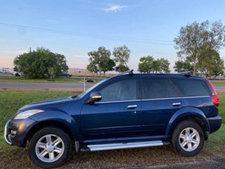 2011 Great Wall X240 CC6461KY 5 Speed Manual Wagon