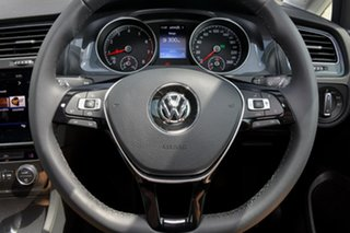 2020 Volkswagen Golf 7.5 MY20 110TSI DSG Comfortline Silver 7 Speed Sports Automatic Dual Clutch
