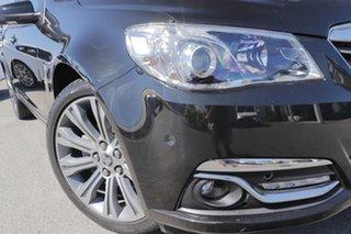 2015 Holden Calais VF MY15 V Phantom Black 6 Speed Sports Automatic Sedan.