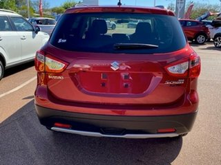 2020 Suzuki S-Cross JY Turbo Red 6 Speed Sports Automatic Hatchback