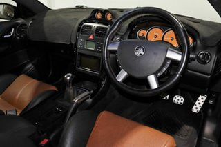2005 Holden Monaro VZ CV8 Z Black 6 Speed Manual Coupe