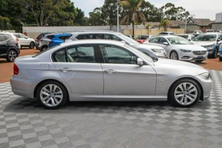 2010 BMW 3 Series E90 MY10 323i Steptronic Silver 6 Speed Sports Automatic Sedan.