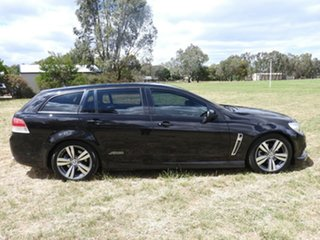 Holden Commodore SS Black Automatic Wagon