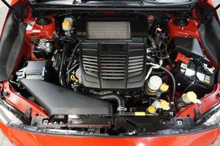 2015 Subaru WRX V1 MY16 Premium Lineartronic AWD Pure Red 8 Speed Constant Variable Sedan