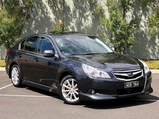 2010 Subaru Liberty B5 MY11 2.5i Lineartronic AWD Premium Grey 6 Speed Constant Variable Sedan.