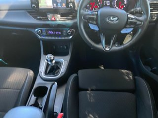 2018 Hyundai i30 PDe MY18 N Performance Micron Gray 6 Speed Manual Hatchback