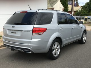 2011 Ford Territory SZ Titanium Seq Sport Shift Silver 6 Speed Sports Automatic Wagon.