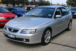 2002 Holden Calais VY Silver 4 Speed Automatic Sedan.