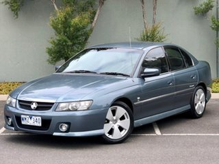 2005 Holden Calais VZ Blue 4 Speed Automatic Sedan.