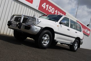 2004 Toyota Landcruiser HDJ100R GXL 5 Speed Automatic Wagon.