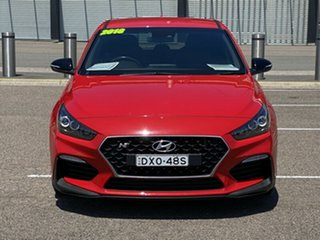 2018 Hyundai i30 PDe.2 MY18 N Performance Red 6 Speed Manual Hatchback.