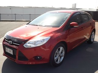 2014 Ford Focus LW MkII MY14 Trend PwrShift 6 Speed Sports Automatic Dual Clutch Hatchback