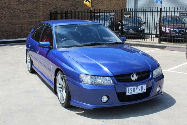 Used Holden Commodore VZ SV6 Hoppers Crossing, 2005 Holden Commodore VZ SV6 Blue 5 Speed Auto Active Select Sedan