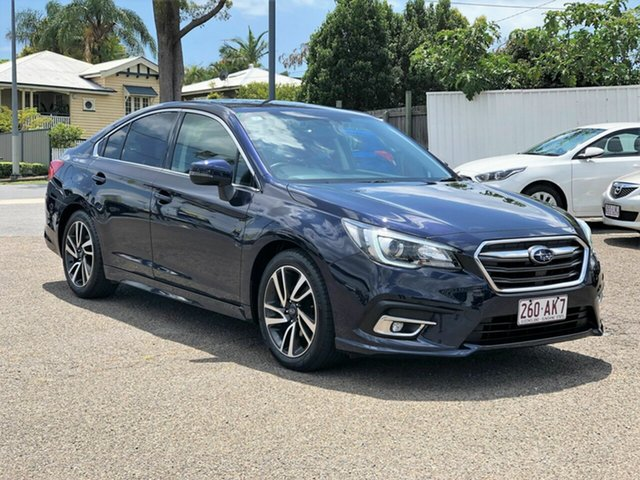 Used Subaru Liberty B6 MY19 2.5i CVT AWD Chermside, 2019 Subaru Liberty B6 MY19 2.5i CVT AWD Blue 6 Speed Constant Variable Sedan
