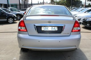 2002 Holden Calais VY Silver 4 Speed Automatic Sedan