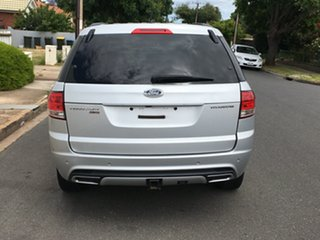 2011 Ford Territory SZ Titanium Seq Sport Shift Silver 6 Speed Sports Automatic Wagon