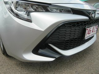 2018 Toyota Corolla Mzea12R Ascent Sport Silver 10 Speed Constant Variable Hatchback
