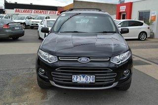2013 Ford Territory SZ TS (RWD) Black 6 Speed Automatic Wagon