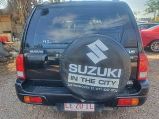 2003 Suzuki XL-7 JA S4 MY2003 Limited Edition Black 4 Speed Automatic Wagon