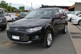 2013 Ford Territory SZ TS (RWD) Black 6 Speed Automatic Wagon.