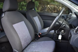 2006 Ford Fiesta WQ LX Blue 5 Speed Manual Hatchback