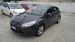 2012 Ford Focus LW Trend PwrShift Grey 6 Speed Sports Automatic Dual Clutch Hatchback