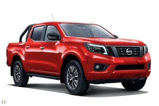 2020 Nissan Navara D23 S4 MY20 ST Burning Red 7 Speed Sports Automatic Utility