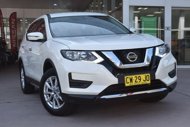 Used Nissan X-Trail T32 Series II ST X-tronic 2WD Blacktown, 2019 Nissan X-Trail T32 Series II ST X-tronic 2WD White 7 Speed Constant Variable Wagon