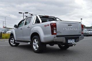 2015 Isuzu D-MAX MY15 LS-Terrain Crew Cab Billet Silver 5 Speed Sports Automatic Utility.