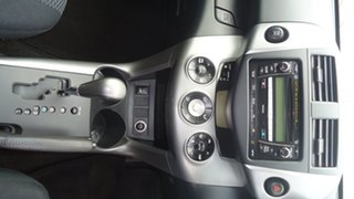 2008 Toyota RAV4 ACA33R MY08 Cruiser Black 4 Speed Automatic Wagon