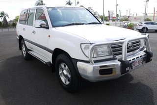 2004 Toyota Landcruiser HDJ100R GXL 5 Speed Automatic Wagon