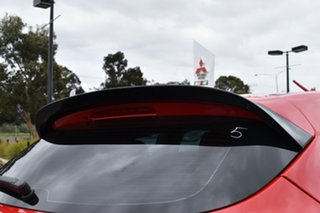 2015 Holden Astra PJ MY15.5 GTC Red/Black 6 Speed Automatic Hatchback