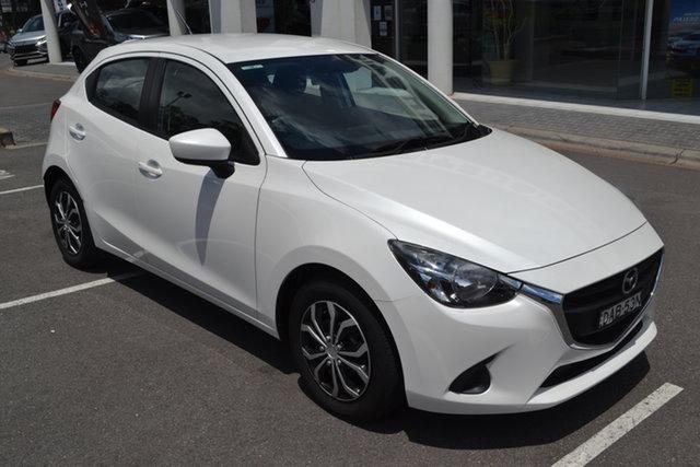 Used Mazda 2 DJ2HAA Neo SKYACTIV-Drive Maitland, 2015 Mazda 2 DJ2HAA Neo SKYACTIV-Drive White 6 Speed Sports Automatic Hatchback