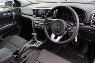 2020 Kia Sportage QL MY20 SX AWD Clear White 8 Speed Sports Automatic Wagon