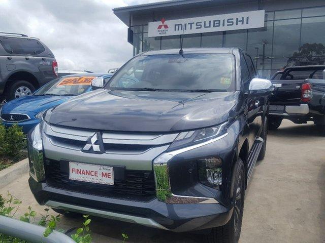 New Mitsubishi Triton Liverpool, GLX-R 2.4l TDsl Man 4x4 D-Cab Ute