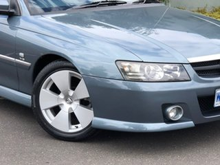 2005 Holden Calais VZ Blue 4 Speed Automatic Sedan
