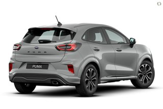2020 Ford Puma ST-Line Solar Silver Sports Automatic Dual Clutch Wagon