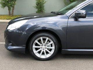 2010 Subaru Liberty B5 MY11 2.5i Lineartronic AWD Premium Grey 6 Speed Constant Variable Sedan