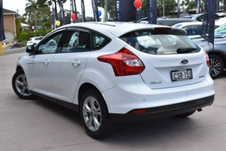 2014 Ford Focus LW MkII Trend PwrShift White 6 Speed Sports Automatic Dual Clutch Hatchback