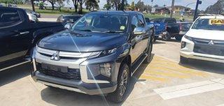 2020 Mitsubishi Triton MR MY21 GLS Double Cab Graphite Grey 6 Speed Sports Automatic Utility.