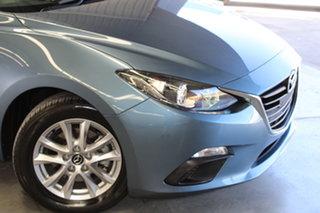 2015 Mazda 3 BM5278 Neo SKYACTIV-Drive Blue 6 Speed Sports Automatic Sedan.