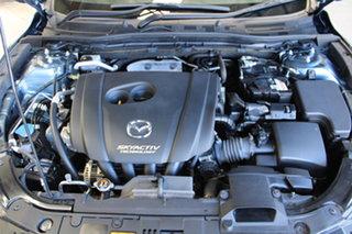 2015 Mazda 3 BM5278 Neo SKYACTIV-Drive Blue 6 Speed Sports Automatic Sedan