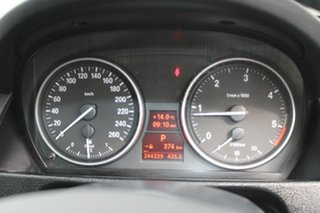 2012 BMW X1 E84 MY11 xDrive 20D Silver 6 Speed Automatic Wagon