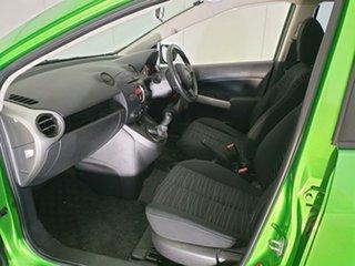 2008 Mazda 2 DE10Y1 Maxx Green 5 Speed Manual Hatchback
