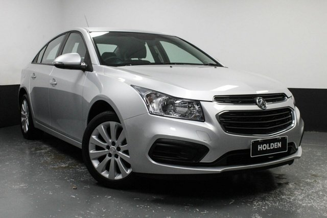 Used Holden Cruze JH Series II MY16 Equipe Hamilton, 2016 Holden Cruze JH Series II MY16 Equipe Switchblade 6 Speed Sports Automatic Sedan