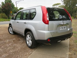 2013 Nissan X-Trail T31 Series V ST Silver 1 Speed Constant Variable Wagon