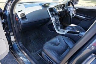 2010 Volvo XC60 DZ MY10 Geartronic AWD Barents Blue 6 Speed Sports Automatic Wagon