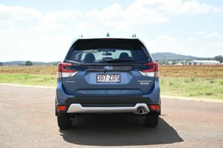 2020 Subaru Forester MY20 2.0E-S Hybrid (AWD) Horizonbluepearl Continuous Variable Wagon.