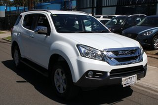 2015 Isuzu MU-X MY15 LS-T Rev-Tronic White 5 Speed Sports Automatic Wagon