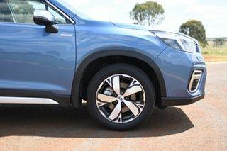 2020 Subaru Forester MY20 2.0E-S Hybrid (AWD) Horizonbluepearl Continuous Variable Wagon